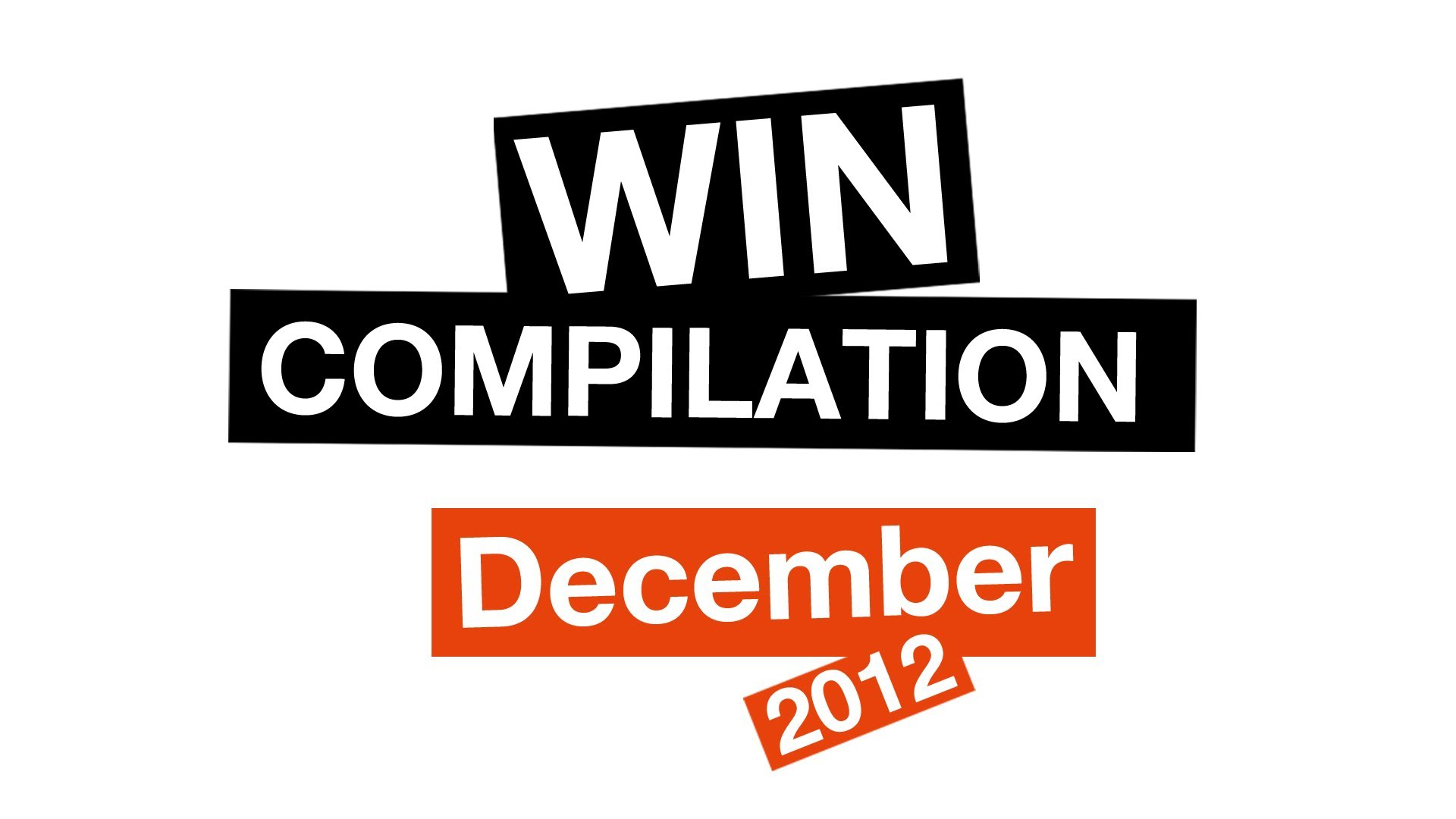 WIN Compilation December 2012