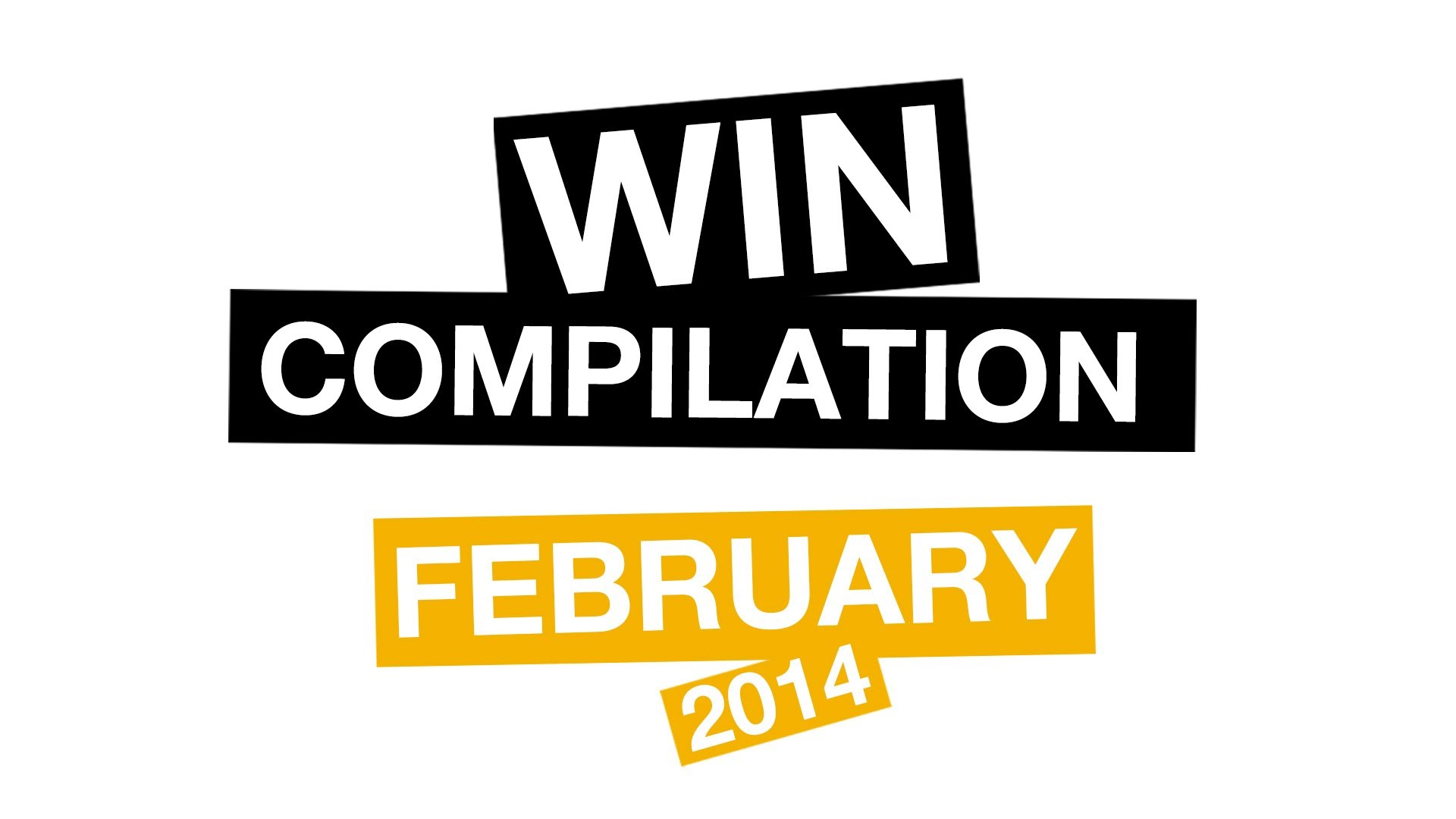WIN Compilation February 2014