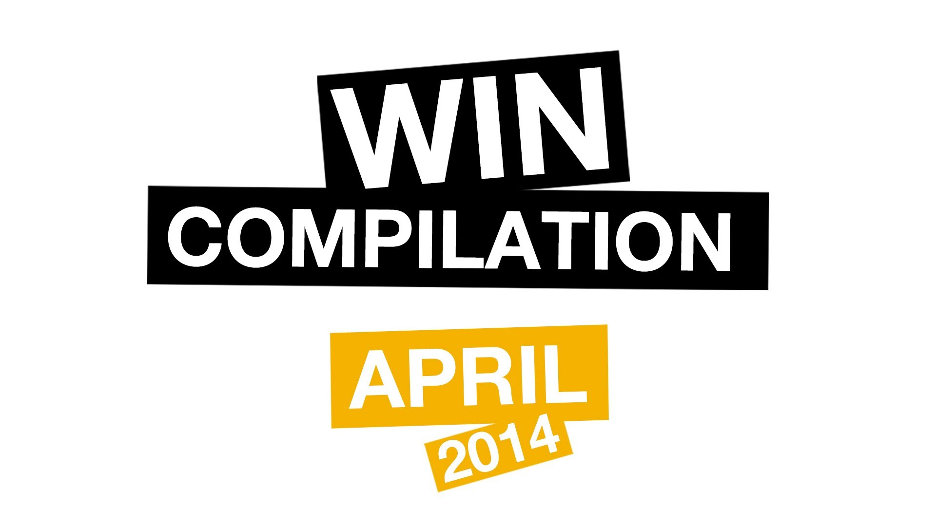 WIN Compilation April 2014