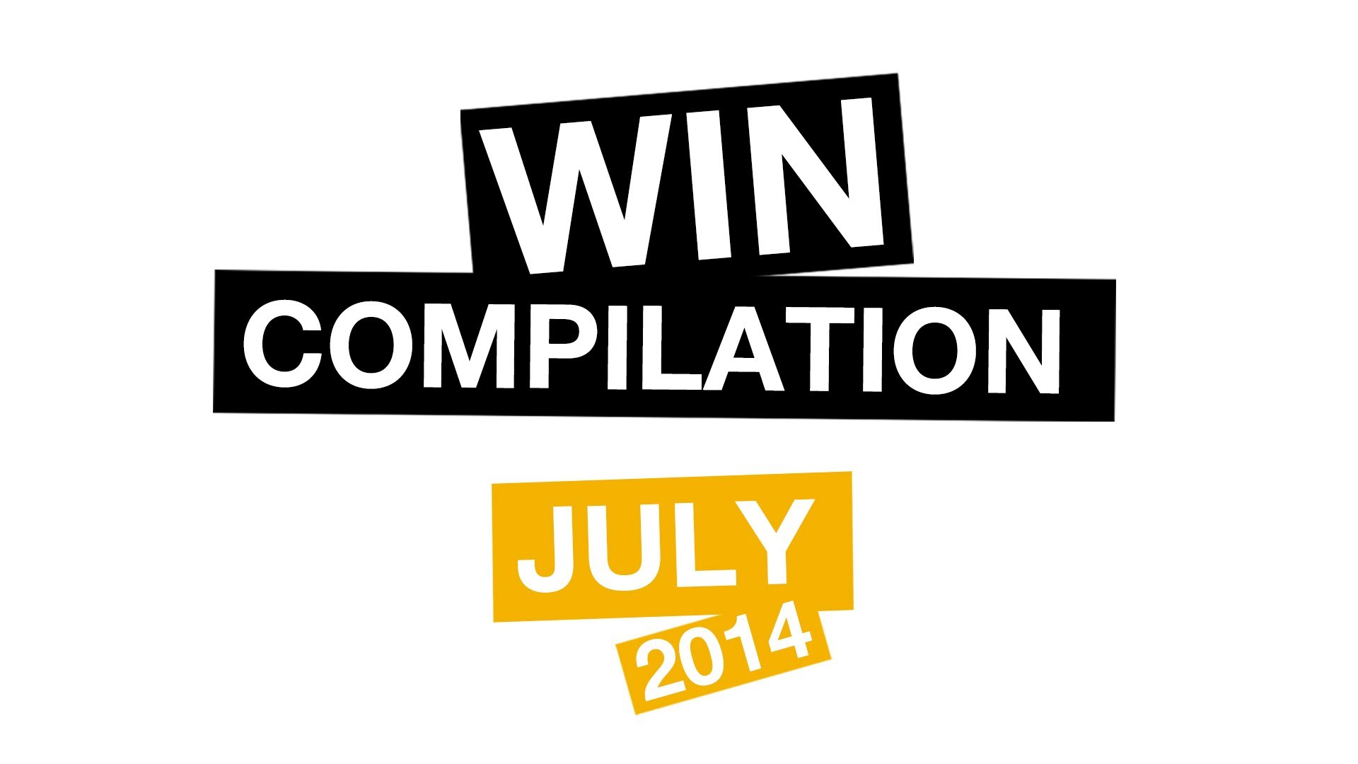 WIN Compilation July 2014