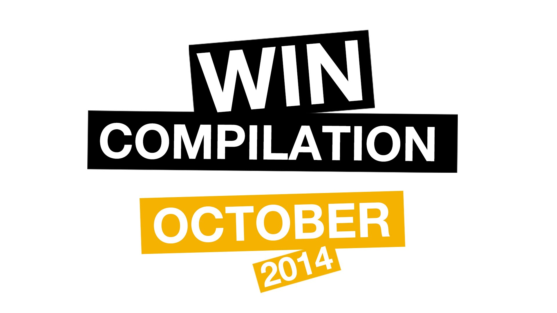 WIN Compilation October 2014