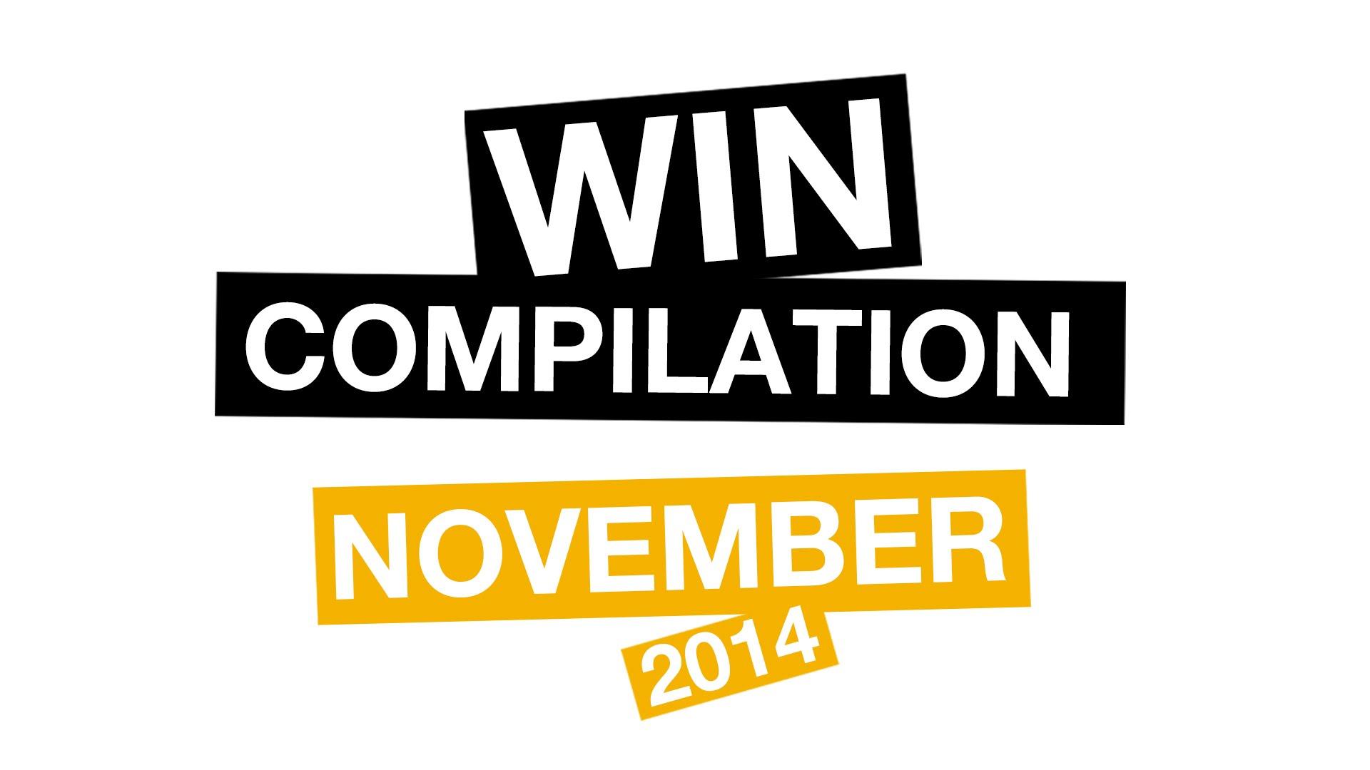 WIN Compilation November 2014