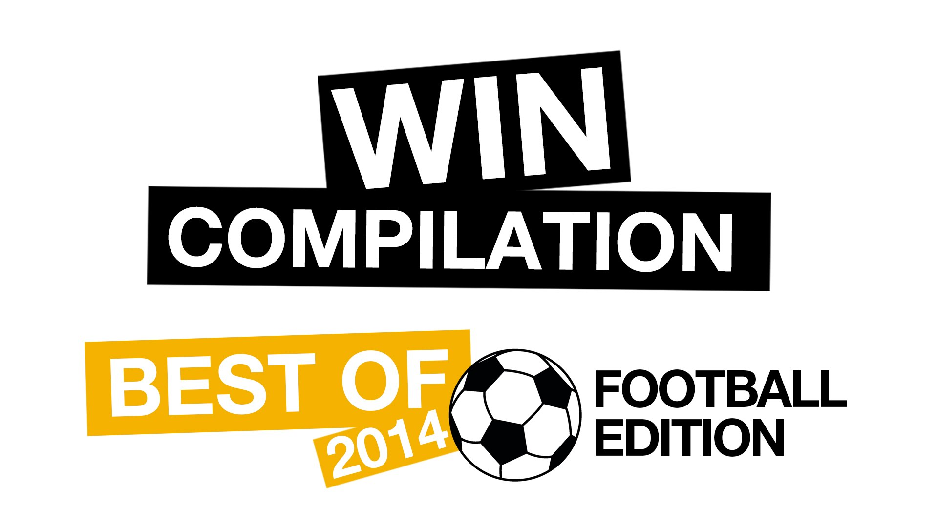 WIN Compilation Best of 2014 - Football Edition