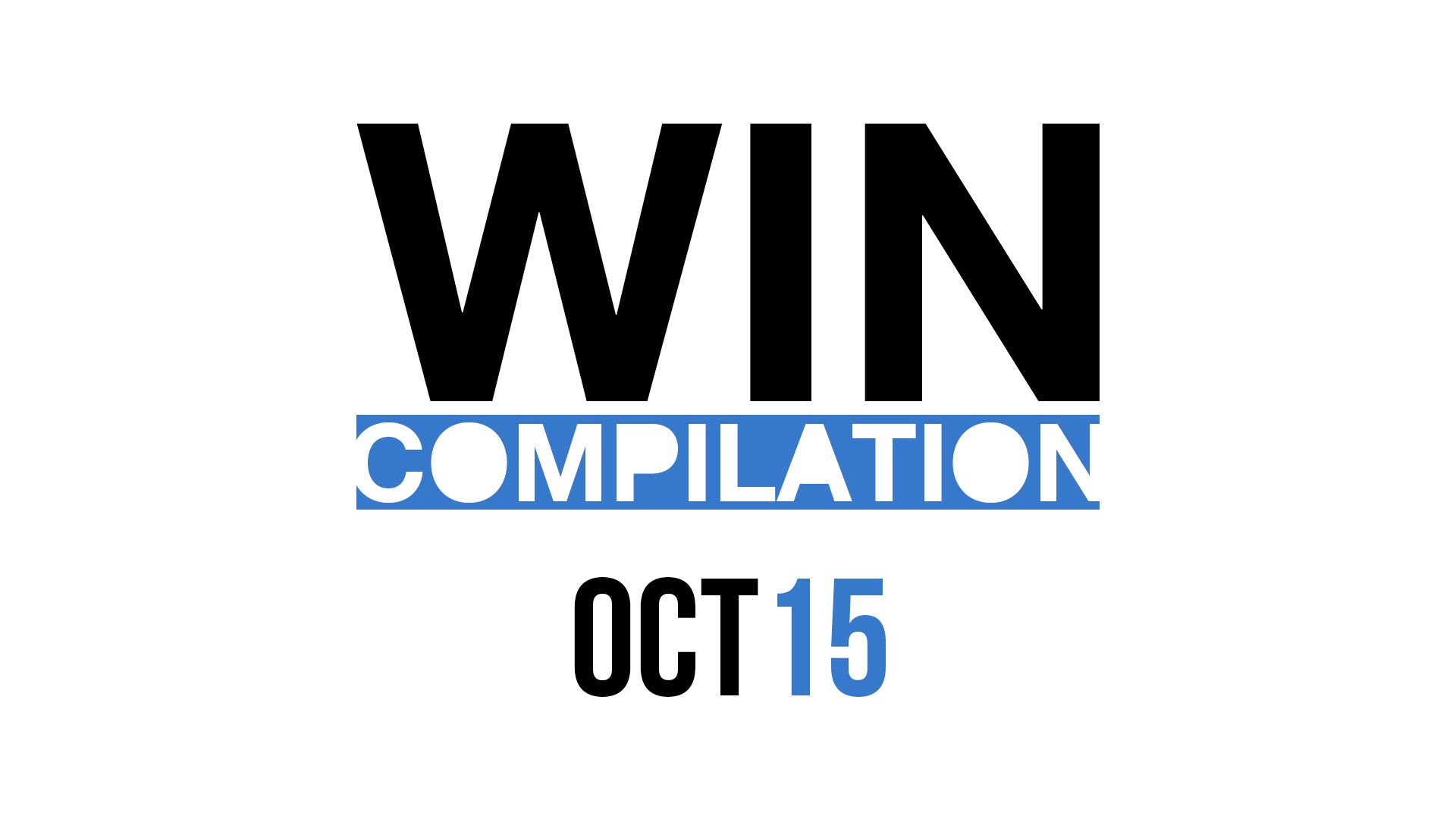 Win-Compilation October 2015