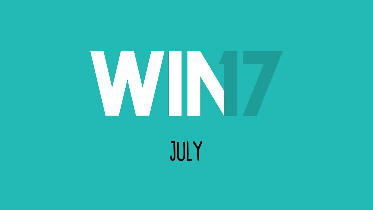 WIN Compilation July 2017