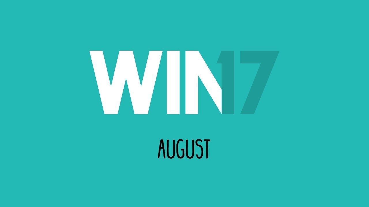 WIN Compilation August 2017