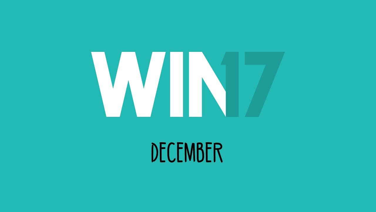 WIN Compilation December 2017