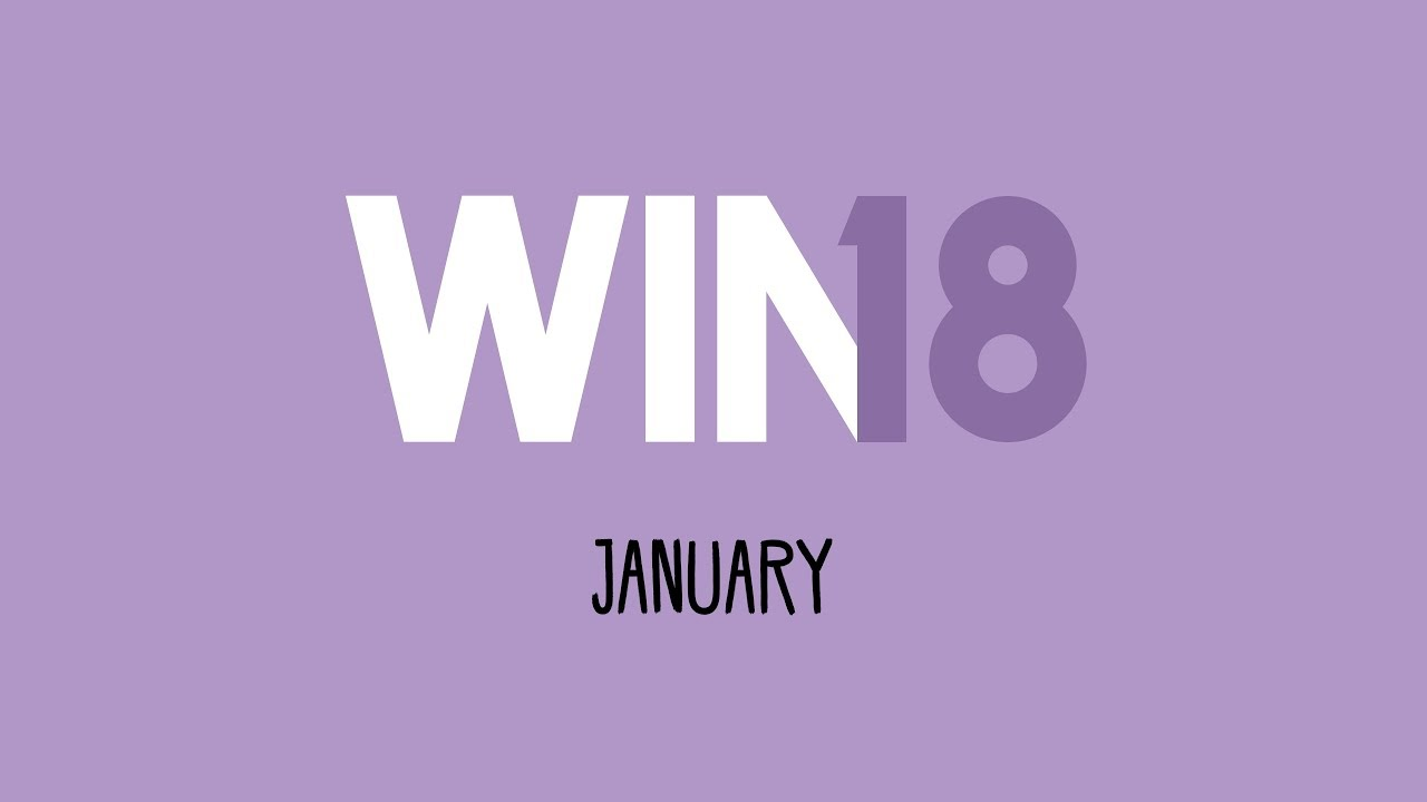 WIN Compilation January 2018