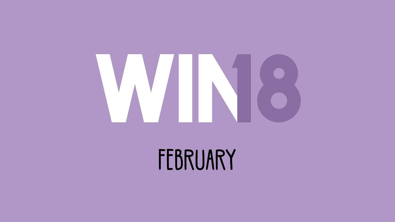 WIN Compilation February 2018