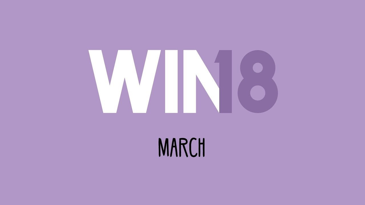 WIN Compilation March 2018
