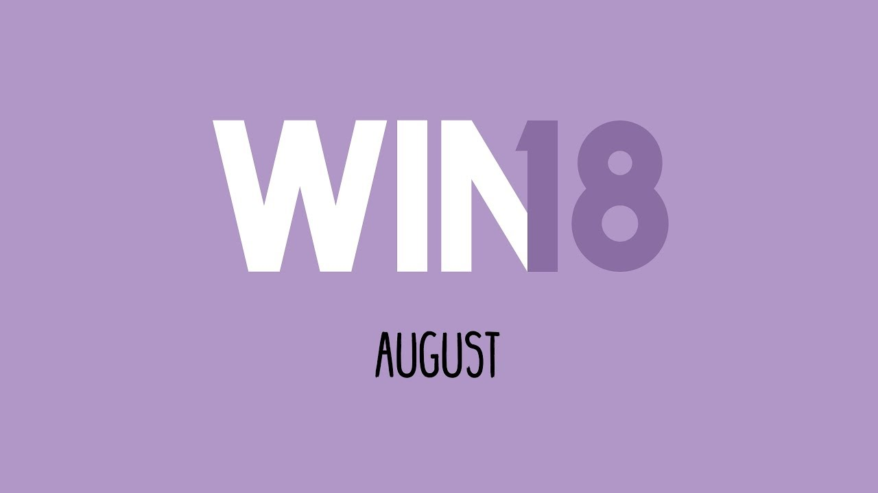 WIN Compilation August 2018