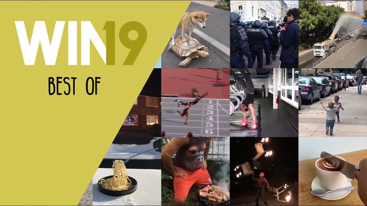 Win-Compilation – Best of 2019