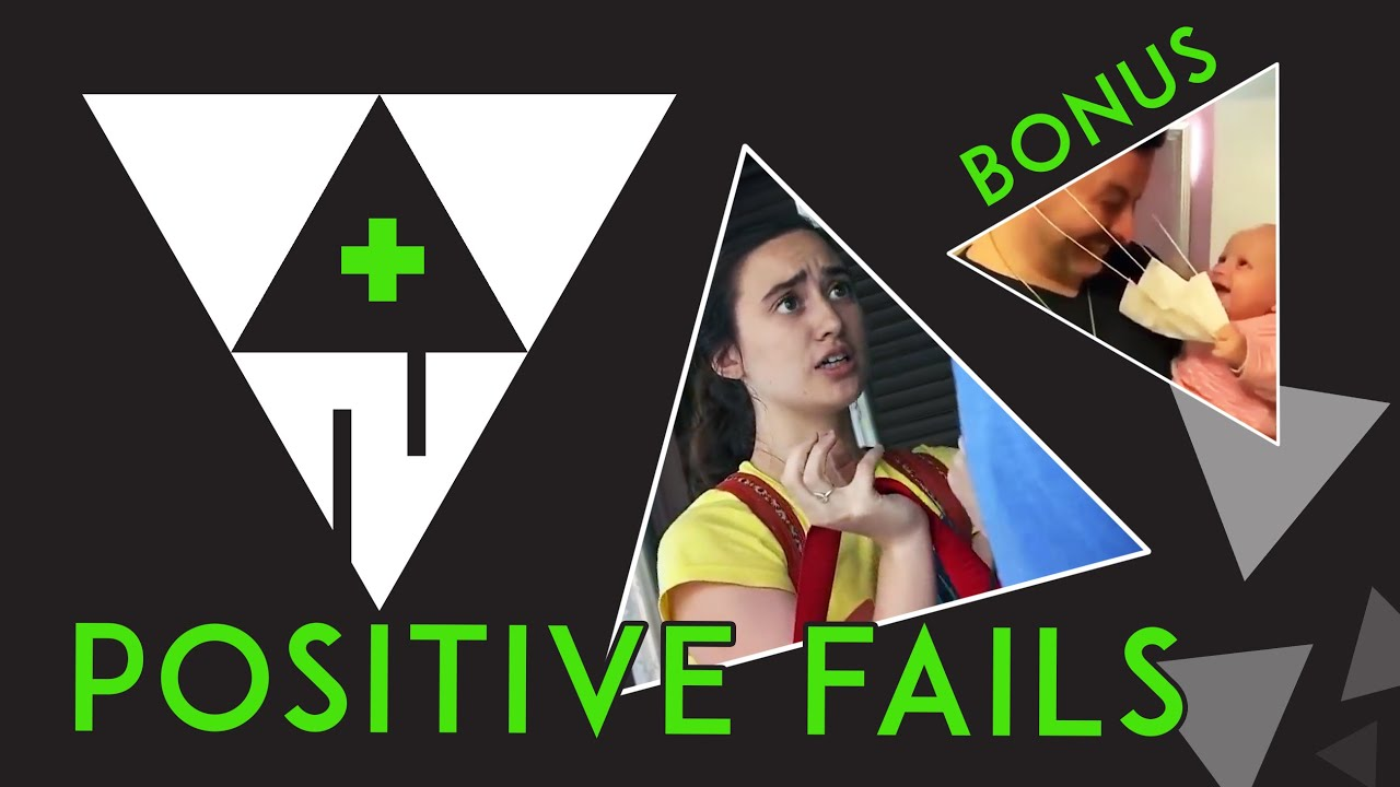 Bonus Compilation: POSITIVE FAILS - Funny feel good failures | LwDn x WIHEL